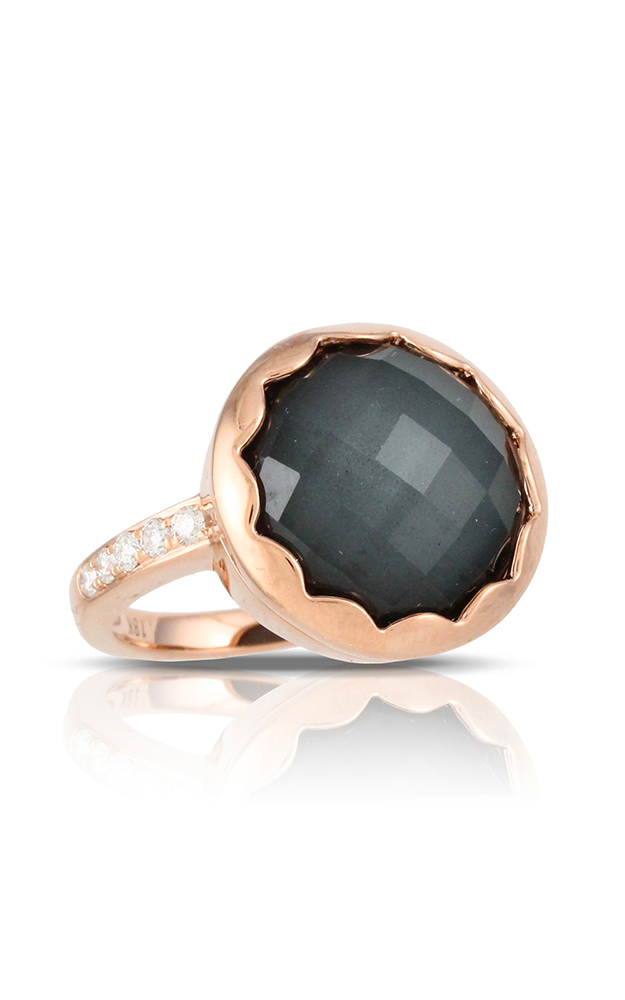 Doves by Doron Paloma Haute Hematite Ring R6582HM product image