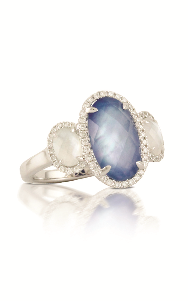 Doves by Doron Paloma Ivory Sky Rings R6273LMW product image