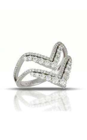 Doves by Doron Paloma Diamond Fashion Ring R8120 product image