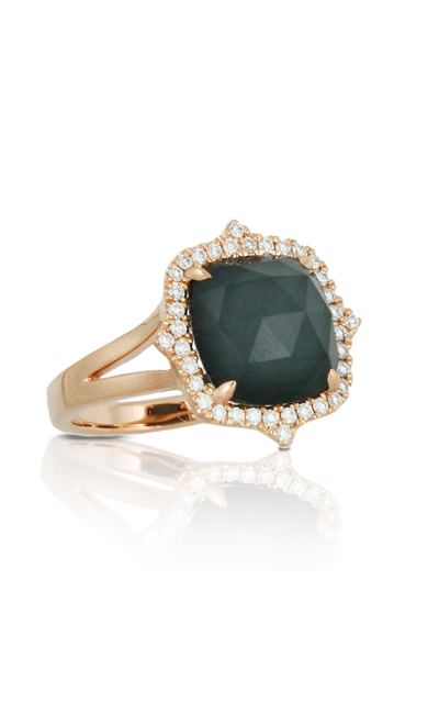 Doves Haute Hematite Ring R7441HM product image