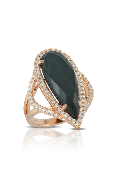 Doves Haute Hematite Ring R7358HM product image