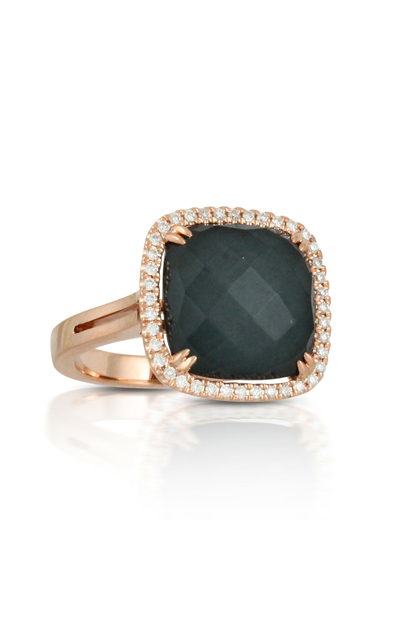 Doves Haute Hematite Ring R7287HM product image