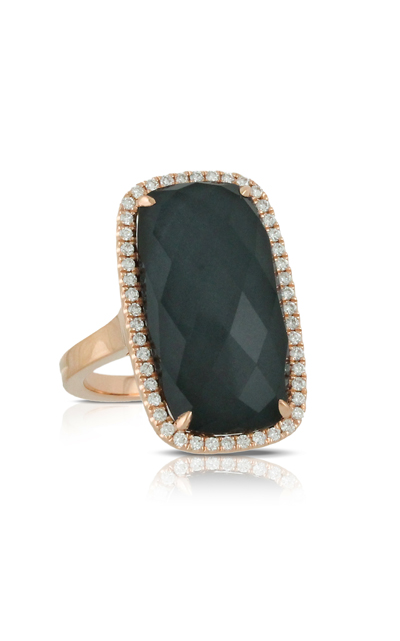 Doves Haute Hematite Ring R7155HM product image