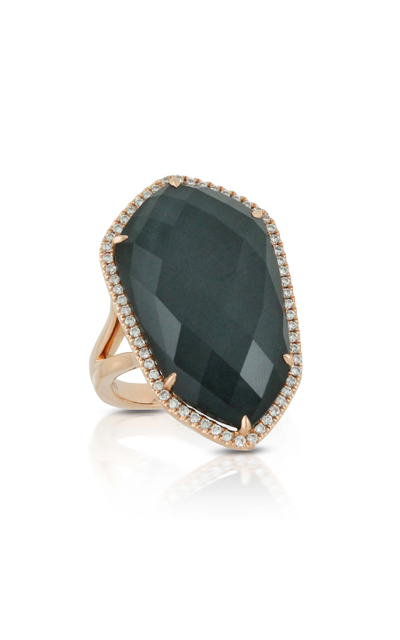 Doves Haute Hematite Ring R7148HM product image