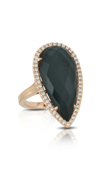 Doves Haute Hematite Ring R7147HM product image