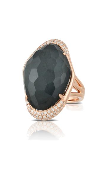 Doves Haute Hematite Ring R6584HM product image