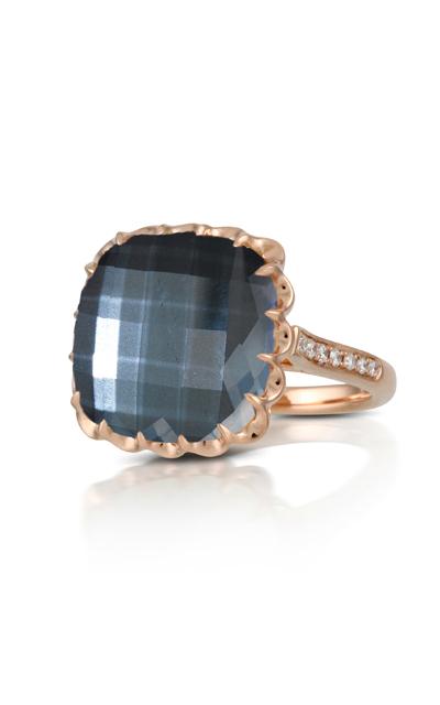 Doves Haute Hematite Ring R6575HM product image