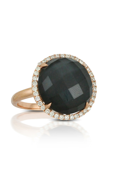 Doves Haute Hematite Ring R6503HM product image