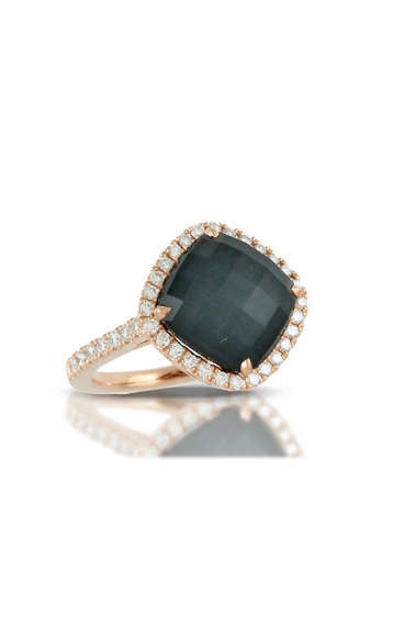 Doves Haute Hematite Ring R6248HM product image