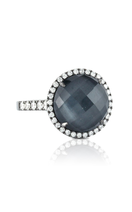 Doves Haute Hematite Ring R6118HM product image