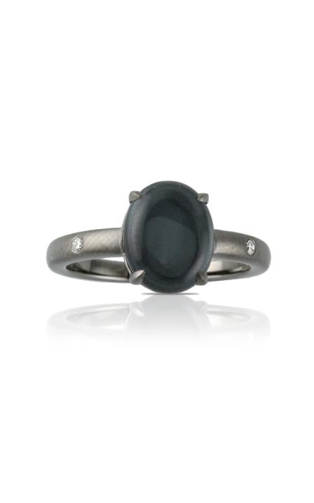 Doves Haute Hematite Ring R6098HM product image
