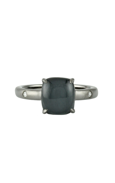 Doves Haute Hematite Ring R6097HM product image