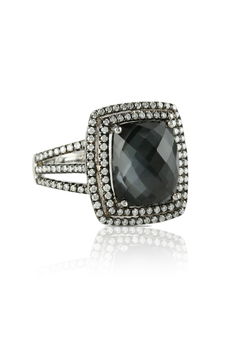 Doves Haute Hematite Ring R6043HM product image