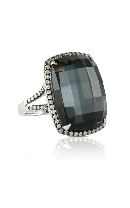 Doves Haute Hematite Ring R6028HM product image