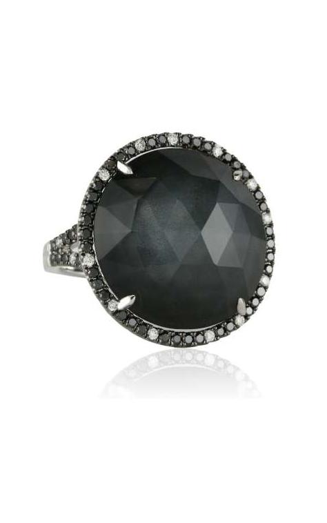 Doves Haute Hematite Ring R5931BHM product image