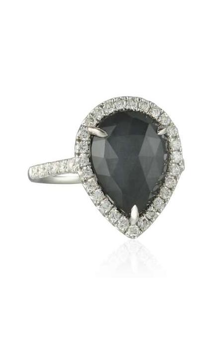 Doves Haute Hematite Ring R5922HM product image