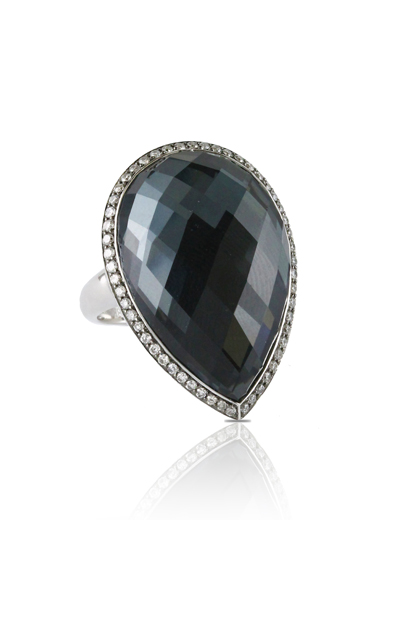 Doves Haute Hematite Ring R5895HM product image