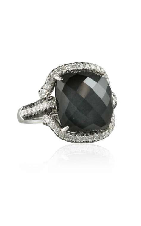 Doves Haute Hematite Ring R5873BHM product image