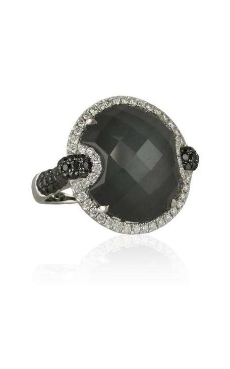 Doves Haute Hematite Ring R5865BHM product image
