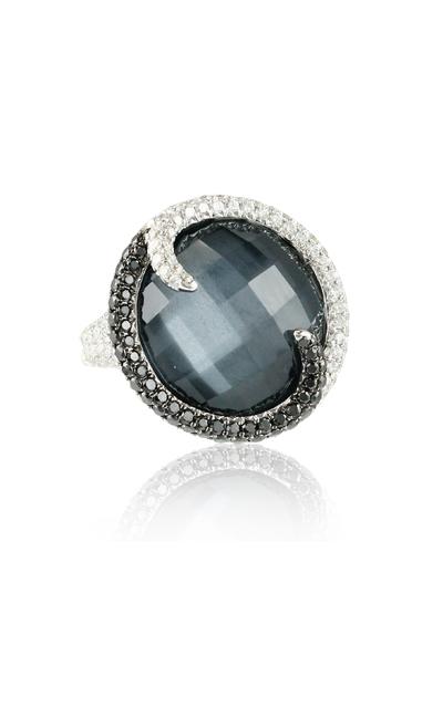 Doves Haute Hematite Ring R5712HM product image