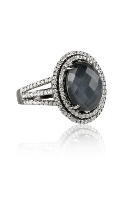 Doves Haute Hematite Ring R5668HM product image