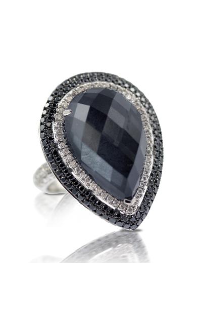 Doves Haute Hematite Ring R5529HM product image