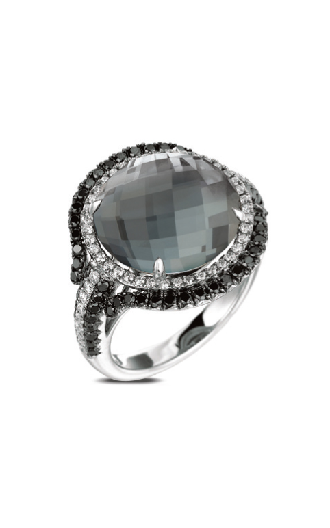 Doves Haute Hematite Ring R5483HM product image