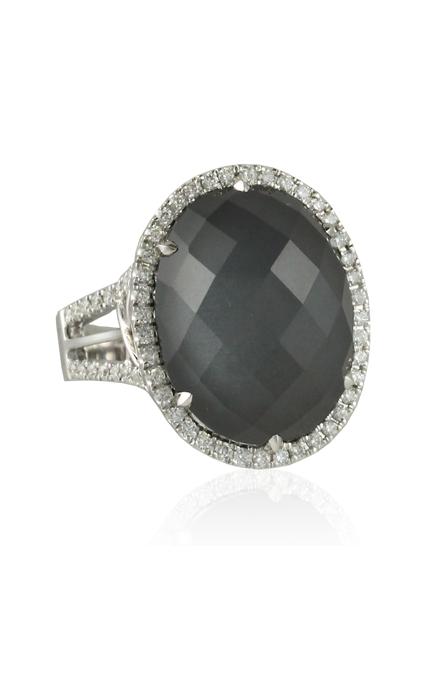 Doves Haute Hematite Ring R5232HM product image