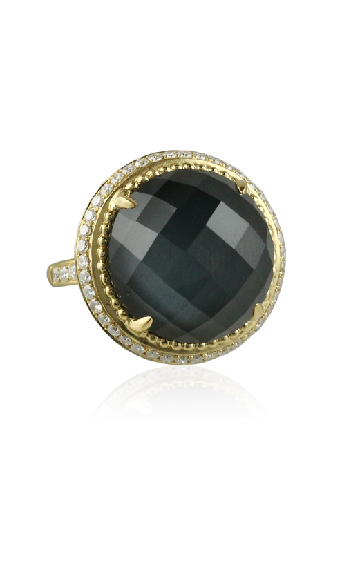 Doves Haute Hematite Ring R5017HM product image