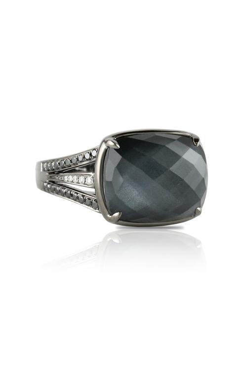 Doves Haute Hematite Ring R4776BHM product image