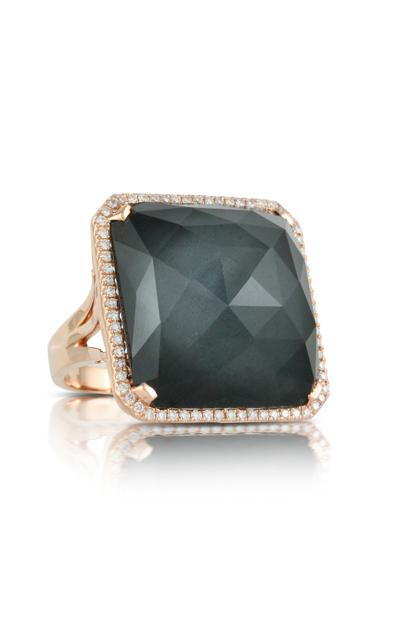 Doves Haute Hematite Ring R4650HM product image