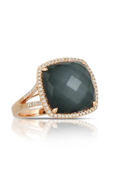 Doves Haute Hematite Ring R4275HM product image