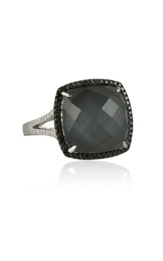 Doves Haute Hematite Ring R4275BHM product image