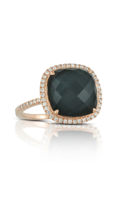 Doves Haute Hematite Ring R3399HM product image