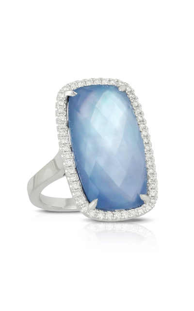 Doves Ivory Sky Rings R7155LMW product image