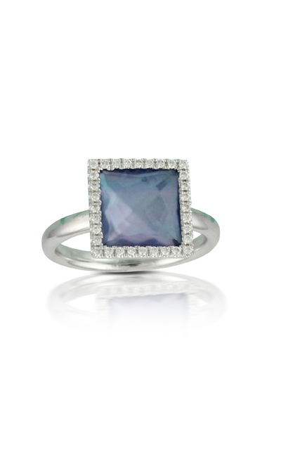 Doves Ivory Sky Rings R6796LMW product image