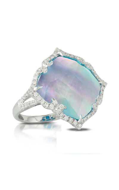 Doves Ivory Sky Rings R6618LMW product image