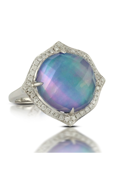 Doves Ivory Sky Rings R6506LMW product image