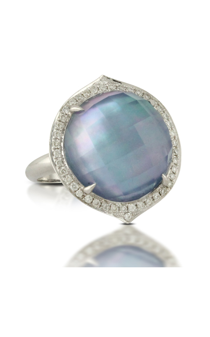 Doves Ivory Sky Rings R6441LMW product image