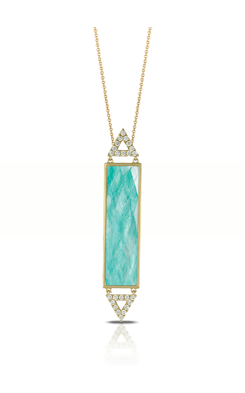 Doves by Doron Paloma Amazon Breeze Necklace P8132AZ product image