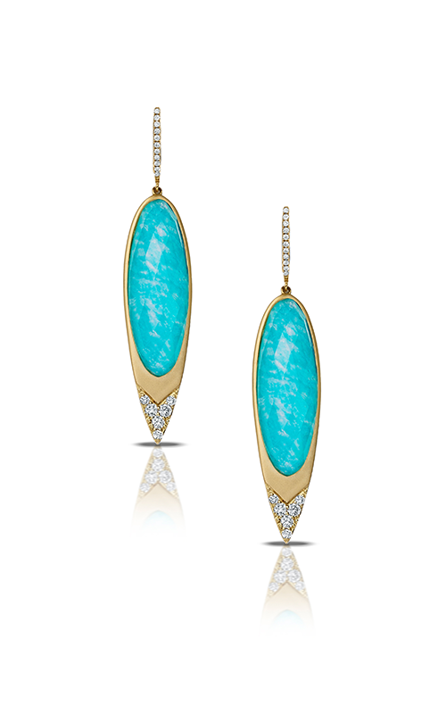Doves by Doron Paloma Amazon Breeze Earrings E8248AZ product image