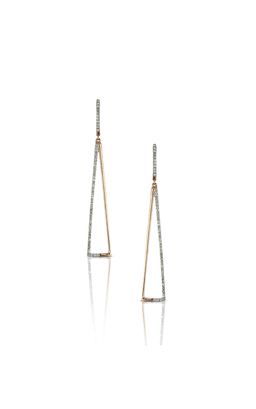 Doves by Doron Paloma Diamond Fashion Earrings E7516-C product image