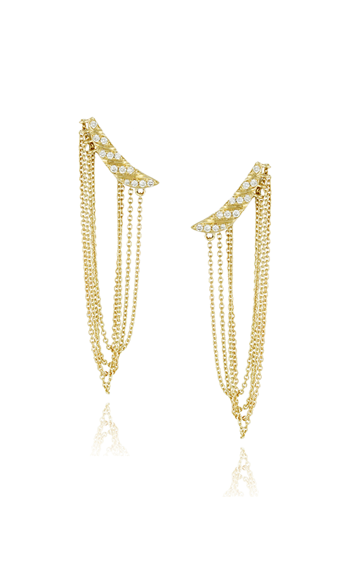 Doves by Doron Paloma Diamond Fashion Earrings E7815 product image