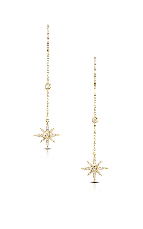 Doves by Doron Paloma Diamond Fashion Earrings E8594 product image