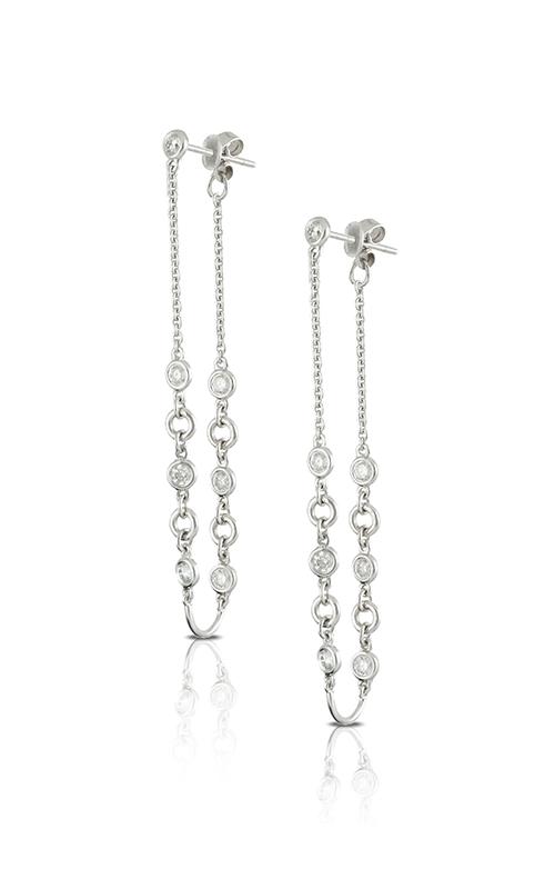 Doves by Doron Paloma Diamond Fashion Earrings E7095 product image