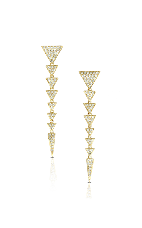 Doves by Doron Paloma Diamond Fashion Earrings E7632 product image