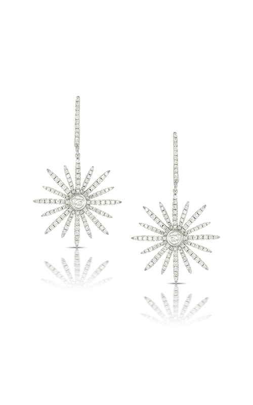 Doves by Doron Paloma Diamond Fashion Earrings E7871 product image