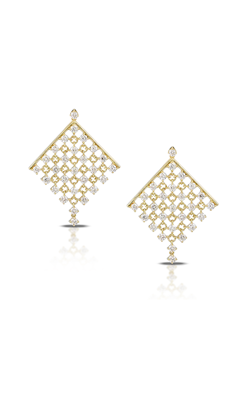 Doves by Doron Paloma Diamond Fashion Earrings E8726 product image