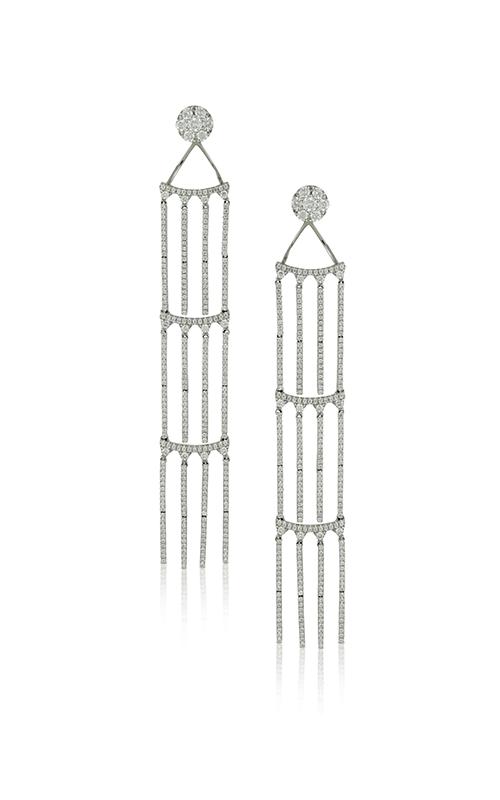 Doves by Doron Paloma Diamond Fashion Earrings E8235 product image