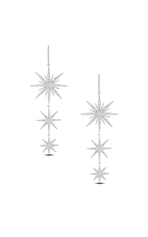 Doves by Doron Paloma Diamond Fashion Earrings E8553 product image